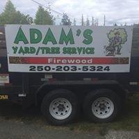 Adams tree stump grinding