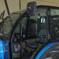 """Cabinas Tractor Homologadas """"Garcia"""" Mahora"""