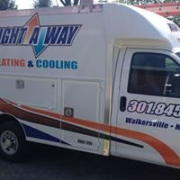 Right A Way Heating & Cooling