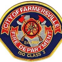 Farmersville Fire Department-Texas