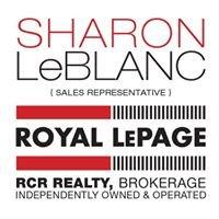 Sharon LeBlanc, Sales Representative