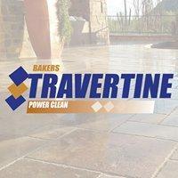 Baker's Travertine Power Clean