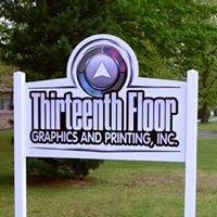 Thirteenth Floor Graphics and Printing, Inc.