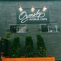 Ormsby Avenue Cafe