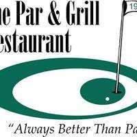 The Par & Grill Restaurant