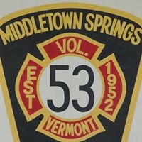 Middletown Springs vol. fire dept.
