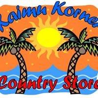 Kaimu Korner Country Store