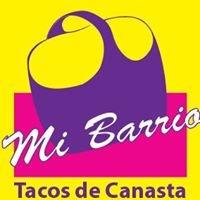 Mi Barrio Tacos de Canasta