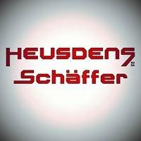 Heusdens - Schäffer Knikwielladers