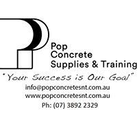 Pop Concrete Supplies & Training