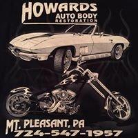 Howards Autobody Restoration
