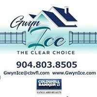 Gwyn Ice - Coldwell Banker Vanguard Realty - The Clear Choice