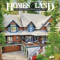 Homes & Land of Lake Arrowhead, Big Bear, Crestline & Running Springs