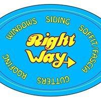Right Way Windows and Siding Inc.