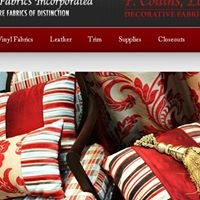 Carolyn Fabrics / P. Collins LTD