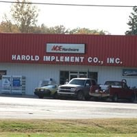 Harold Implement Co.