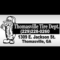 Thomasville Tire Dept.