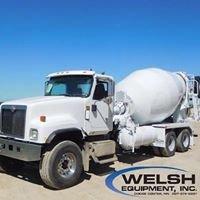 Welsh Equipment, Inc.