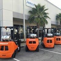 Jamco Forklift Rentals