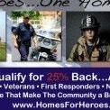 Homes for Heroes Columbia, SC - 25% Back To Community Servers