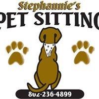Stephannie's Pet Sitting