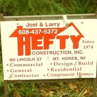 Hefty Construction Inc.