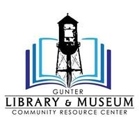 Gunter Library and Museum Official Page