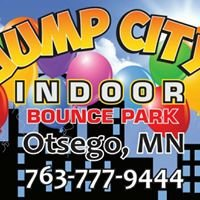 Jump city indoor bounce Park Otsego Mn 5889 Queens ave ne.