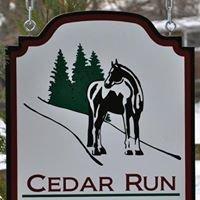 Cedar Run Farm