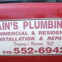 Cain's Plumbing Inc.