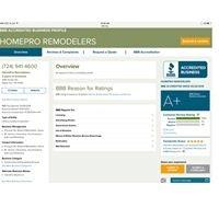HomePro Remodelers