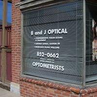 B & J Optical