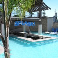 Splash Swim-Up Bar and Pool