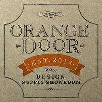 Orange Door Design Supply Showroom