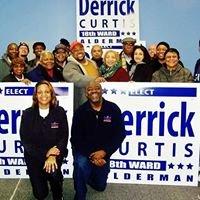 Alderman Derrick G. Curtis