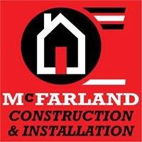 McFarland Construction & Installation