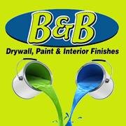 B&B Drywall, Paint & Interior Finishes