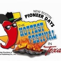 New Boston Pioneer Days Festival