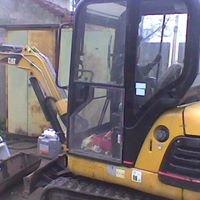 Sapaturi mecanizate cu miniexcavator