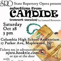 State Repertory Opera of New Jersey