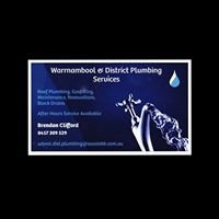 Warrnambool & District Plumbing Services