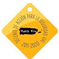 Década de Acción para la Seguridad Vial en Puerto Rico