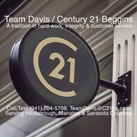 Team Davis / Century 21 Beggins Enterprises