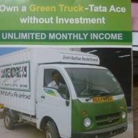 Safexpress Green Truck Initiative