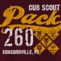 Concordville Pack 260