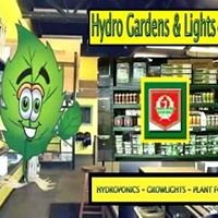 Hydro Gardens and Lights