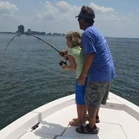 Captain Mike Peek inshore fishing charters