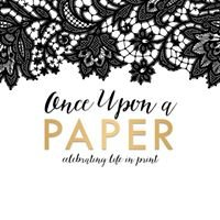 Once Upon a Paper