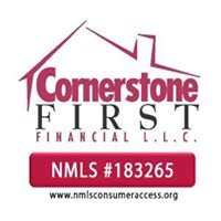 Cornerstone First Financial NMLS #183265