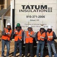 Tatum Insulation III